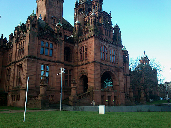 Kelvingrove Museum and Art Gallery Glasgow